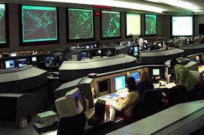 The FAA's Command Center