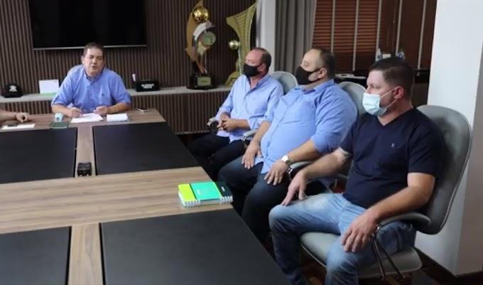 Laranjeiras: Berto Silva anuncia novos secretários e diretores de departamento