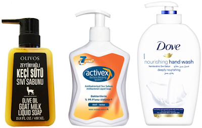Sıvı Sabun Markaları, Çeşitleri ve Karşılaştırması (Kremli, Antibakteriyel ve Bütçeye Uygun Sıvı Sabunlar)