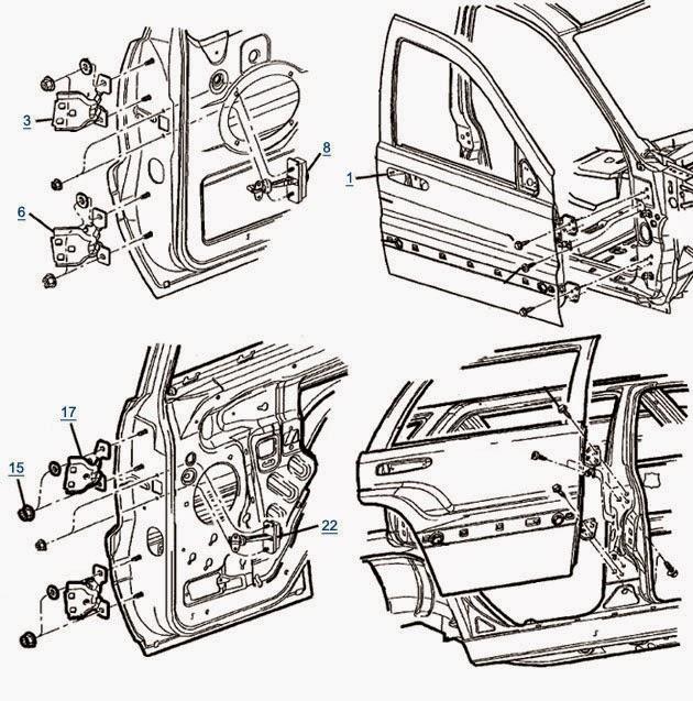 1999 dodge durango schematics