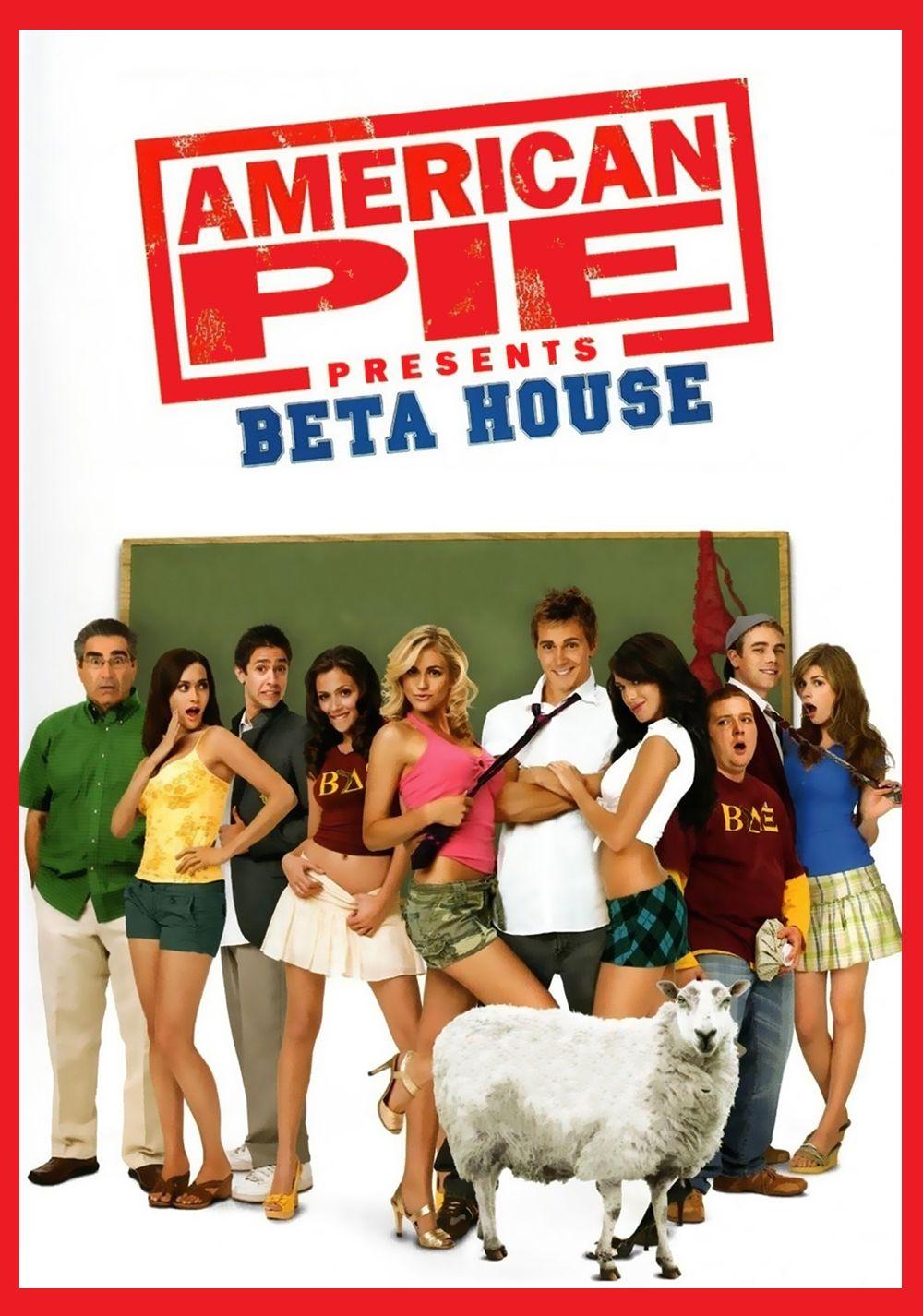 American Pie Presents: Beta House [2007] [DVDR] [NTSC] [Latino]