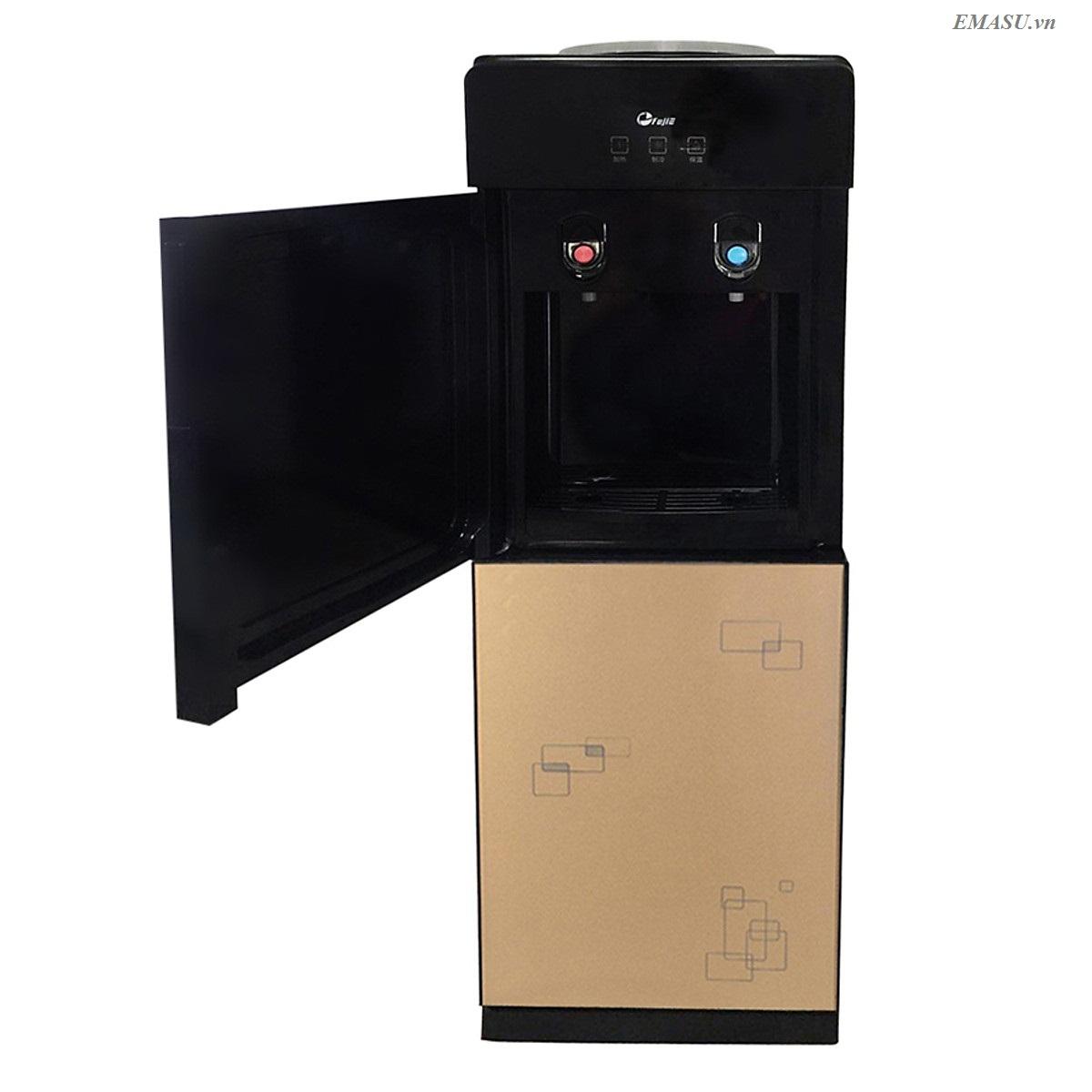Cây nước nóng lạnh FujiE WD1700E cao cấp thiết kế sang trọng, phù hợp cho gia đình và văn phòng