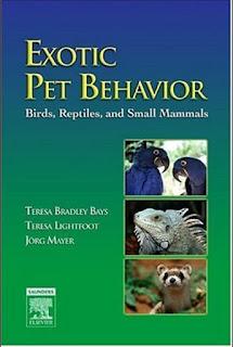 Exotic Pet Behavior – Birds, Reptiles and Small Mammals