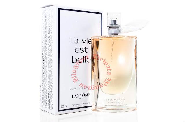 LANCOME La Vie Est Belle L'Eau Eau De Toilette Tester Perfume