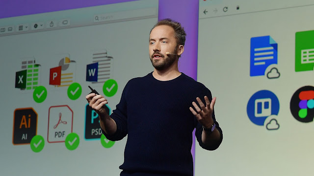 Dropbox, Drew Houston, Facebook