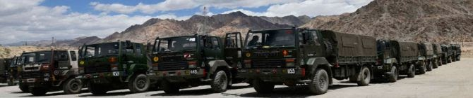 India-China Border Disengagement Expected To Be A Lengthy Process: Singapore Media