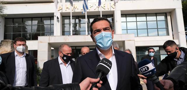 Tσίπρας: Εγκληματική αδιαφορία της κυβέρνησης – Συγκλονιστικές οι καταγγελίες εργαζομένων / VIDEO