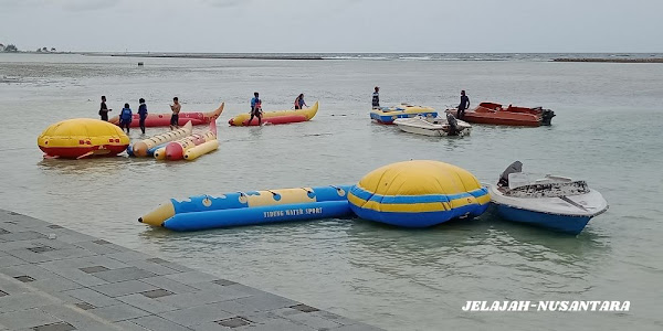 aktivitas wisata private trip pulau tidung 3 hari 2 malam