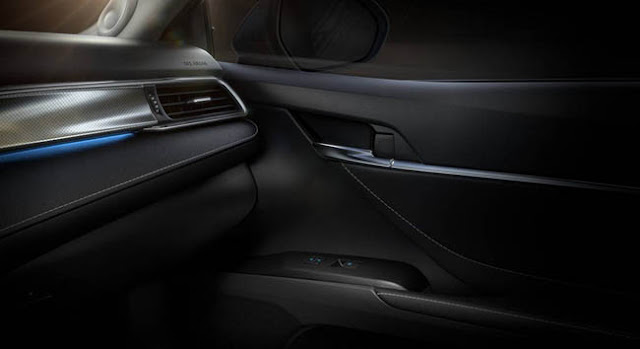 2018 Toyota Camry Features Interior