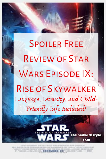 spoiler free review of star wars rise of skywalker, star wars rise of skywalker review, episode 9 star wars, episode 9 star wars review, star wars episode 9 trailer, star wars episode ix, star wars trailers, movie trailer for the new star wars,