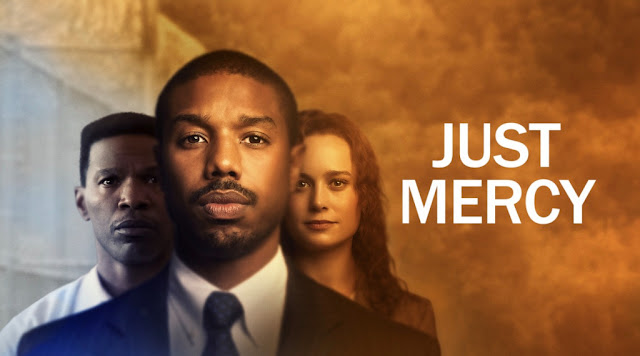 "The film ""Just Mercy"" is now free on Apple TV"