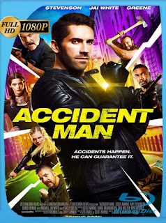 Accident Man (2018)HD [1080p] Latino [GoogleDrive] SilvestreHD