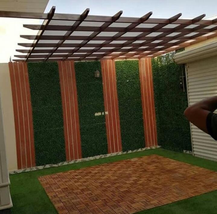 تنسيق حدائق جدة شركة تصميم حوش المنزل بجدة ومكة