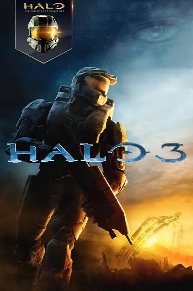 Descargar Halo 3 PC Cover Caratula
