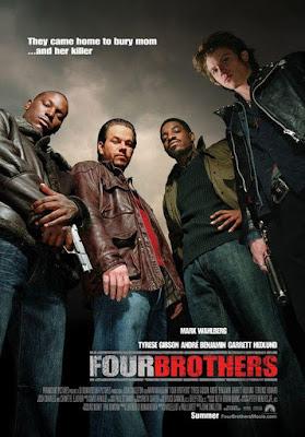 Four Brothers 2005 DVD R1 NTSC Latino