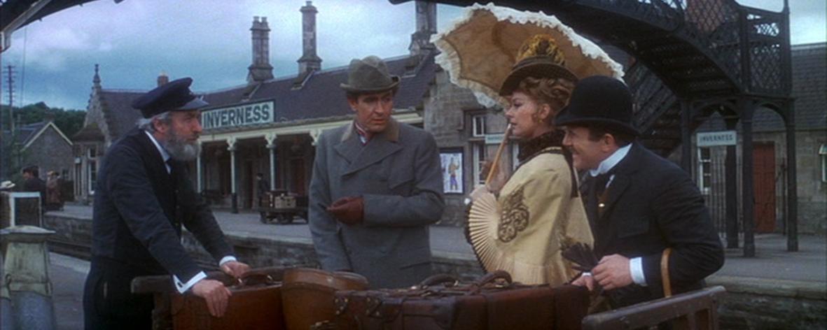 The Private Life of Sherlock Holmes - Prywatne życie Sherlocka Holmesa - 1970