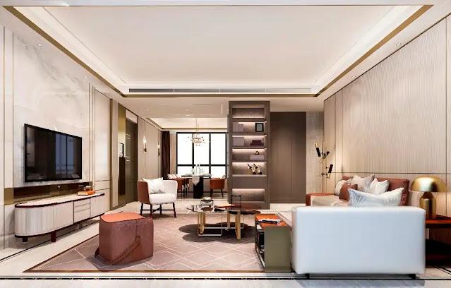 Top 9 Modern Interior Design for Living Room
