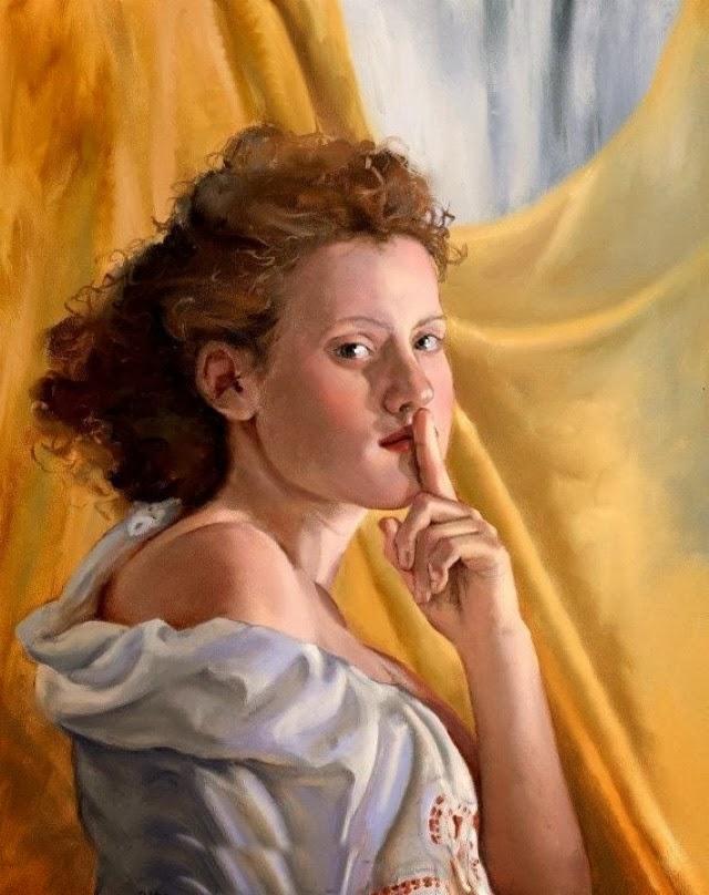 Американская художница-реалист. Mary Jane Cross