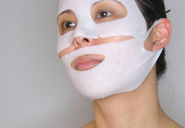 Dr. Jart All That Contours Hydrogel Expansion Stretch Mask