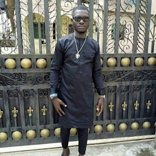 The man who was killed in delta warri by soldiers during corona virus lockdown