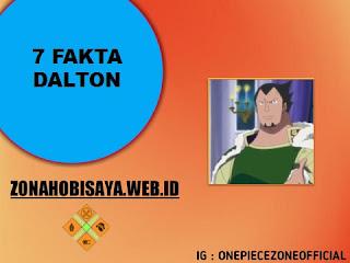 Fakta Dalton One Piece