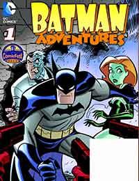 Batman/Scooby-Doo Halloween ComicFest