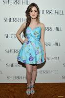 Laura Marano - Sherri Hill Front Row