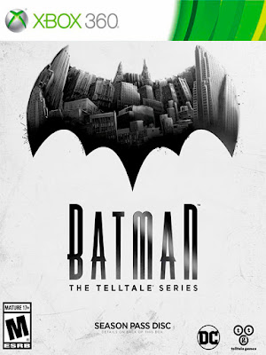 Batman: The Telltale Series Todos Episódios (JTAG/RGH) Xbox 360 Torrent