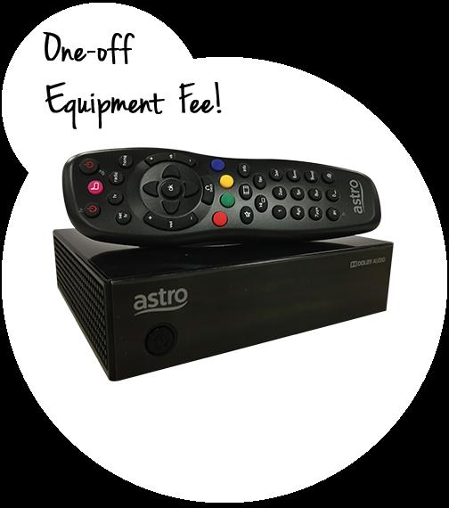 NJOI – Free Satellite TV from Astro | Buy NJOY Topup Online