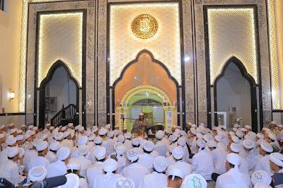 Syeikh Su'ud Al Jidhi; Harus Ada Pembaruan Himmah di Tahun Baru