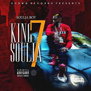 Soulja Boy - King Soulja 7 (2016) - Album Download, Itunes Cover, Official Cover, Album CD Cover Art, Tracklist