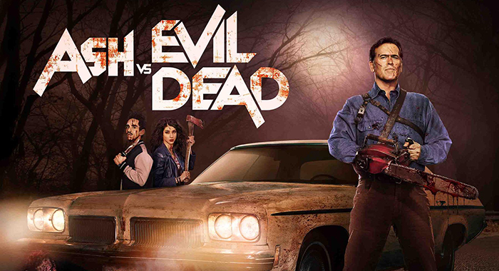 Shows Like Teen Wolf - Ash vs Evil Dead