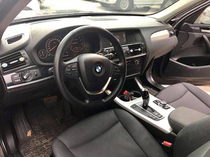 BMW X3 8 năm tuổi giá rẻ hơn Hyundai Tucson