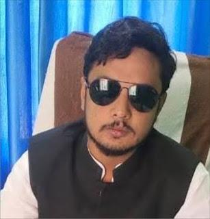 भाजपा नेता रिजवान खान ने की घर पर ही ईद मनाने की अपील | #NayaSaberaNetwork