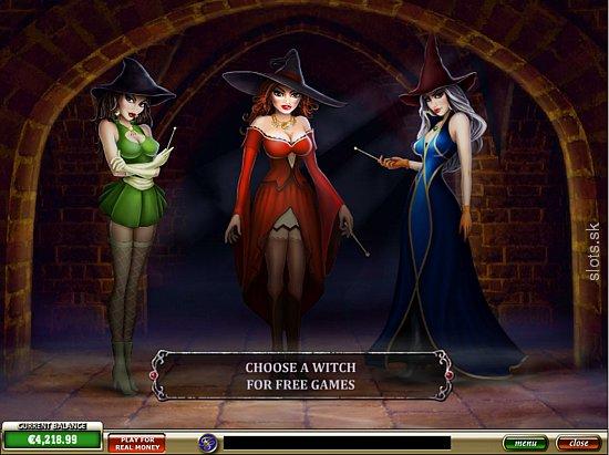 Bonus Level 1 Halloween Fortune Slot Online
