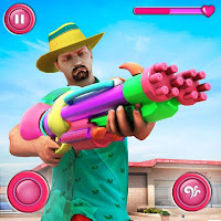 Pool Party Gunner FPS Mod Apk