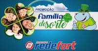 Promoção Família de Sorte Redefort