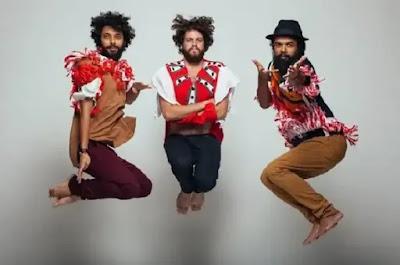 "The Baggios lança videoclipe da folclórica e rítmica ""Limaia"""
