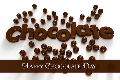 Download Happy Chocolate Day Whatsapp Profile DP
