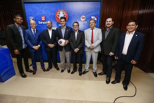 Governador do Pará anuncia retorno das obras do Colosso do Tapajós em 2020