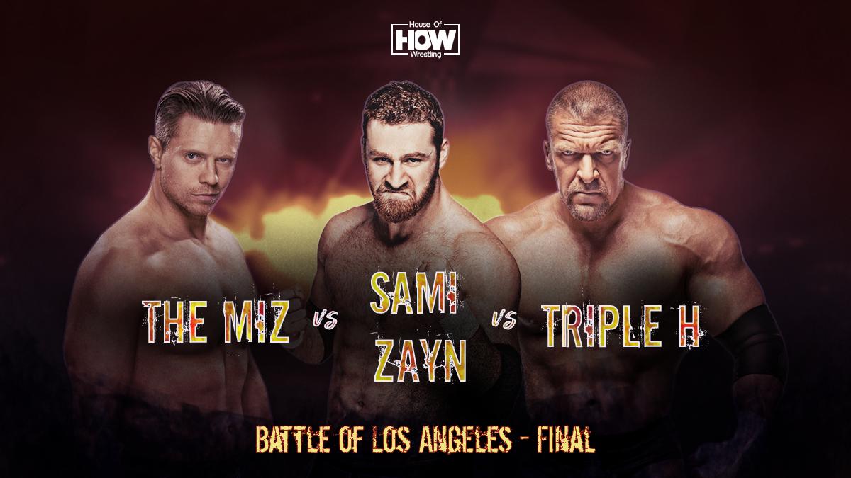 "HOW Fantasy: HOW Battle of Los Angeles – ""A coroa do rei"""