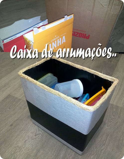reciclagem de caixas