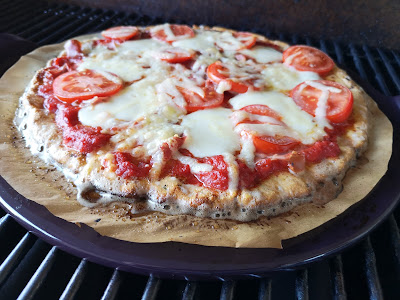 Almond Pizza Crust