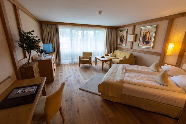Hotel Das Majestic-La camera