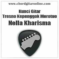 Chord Nella Kharisma Tresno Kepenggak Morotuwo