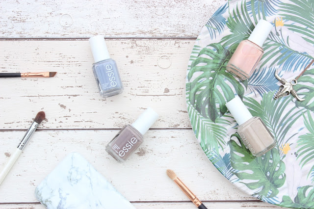Neutral Essie Nail Polishes Review