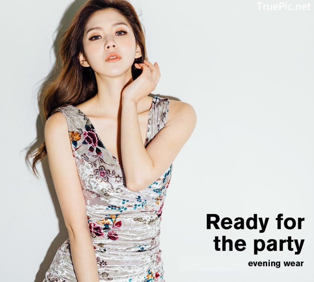 Image-Korean-Fashion-Model-Lee-Chae-Eun-Ready-For-The-Party-Evening-Wear-TruePic.net- Picture-6