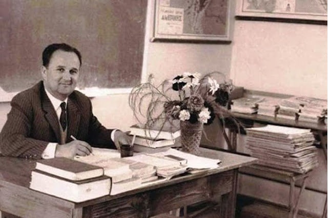 Μικρό αφιέρωμα στον αξέχαστο Δάσκαλο και Λογοτέχνη Διογένη Μαλτέζο