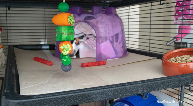 critter nation cage liners from zymox