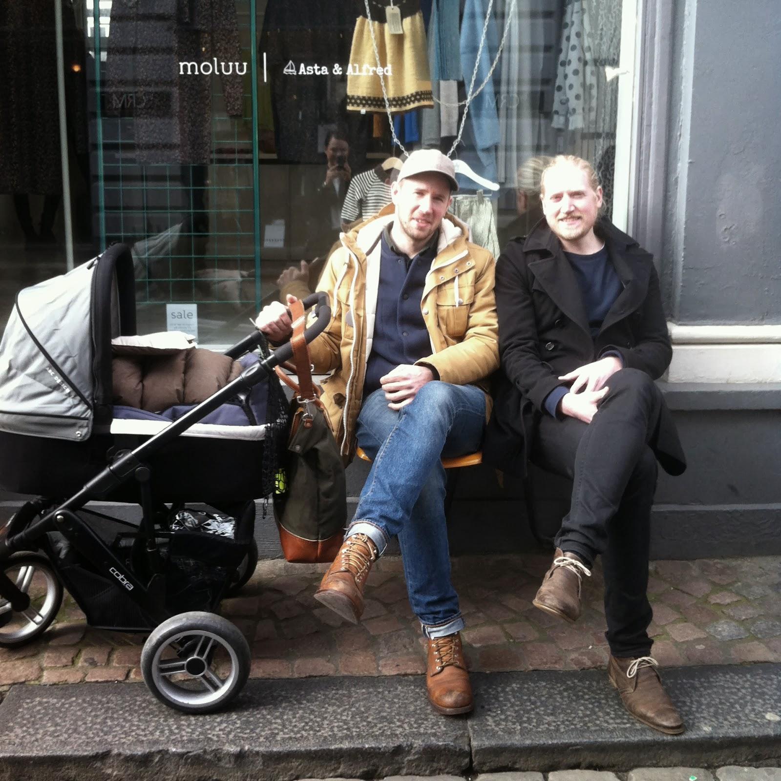 54bbaebd0b04 Asta   Alfred - Strikket baby- og børnetøj.  Asta   Alfred har åbnet ...